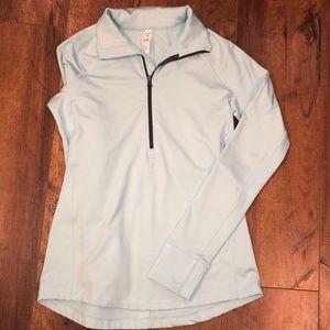 Small Under Armour 1/2 Zip Up Sweatshirt